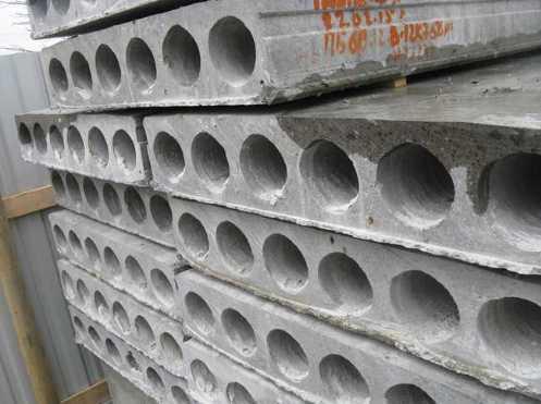 Плити перекриття від виробника - краща ціна та гарантія якості